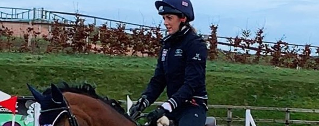 Sophie Hall Embodying Our Inner Dressage Divas